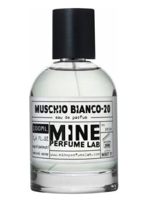 Muschio Bianko-20 Mine Perfume Lab para Hombres y Mujeres