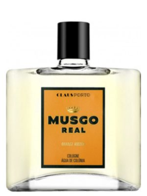 Musgo Real Agua de Colonia No.1 Orange Amber Claus Porto para Hombres