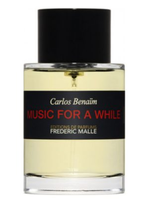 Music For a While Frederic Malle para Hombres y Mujeres