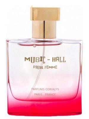 Music-Hall Parfums Corialys para Mujeres