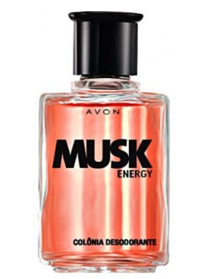 Musk Energy Avon para Hombres