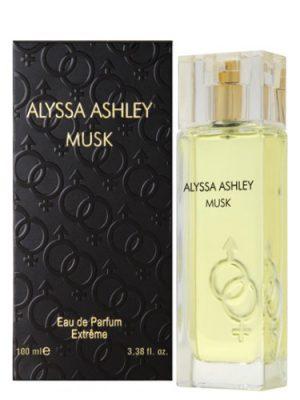 Musk Extreme Alyssa Ashley para Mujeres