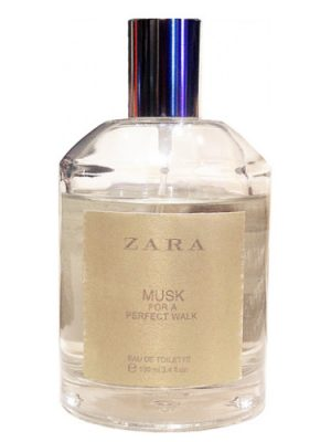 Musk For a Perfect Walk Zara para Mujeres