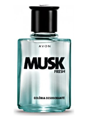 Musk Fresh Avon para Hombres