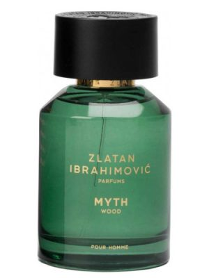 Myth Wood Zlatan Ibrahimovic Parfums para Hombres