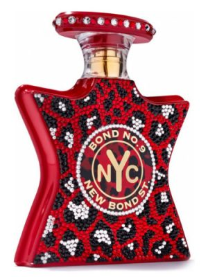 New Bond St. Swarovski Bejeweled Limited Edition Bond No 9 para Hombres y Mujeres