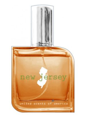 New Jersey United Scents of America para Hombres y Mujeres