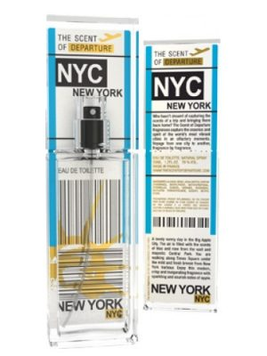 New York NYC The Scent of Departure para Hombres y Mujeres
