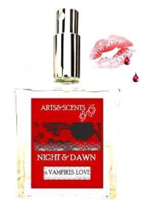 Night and Dawn A Vampire's Love Arts&Scents para Hombres y Mujeres