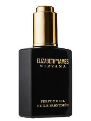 Nirvana Black Perfume Oil Elizabeth and James para Mujeres