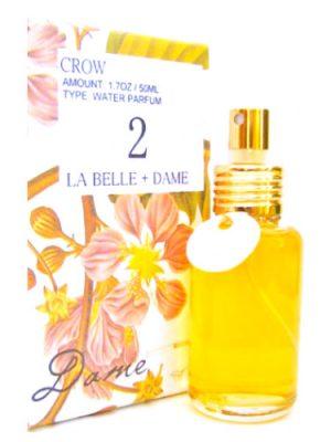 No. 2 La Belle + Dame Crow para Mujeres