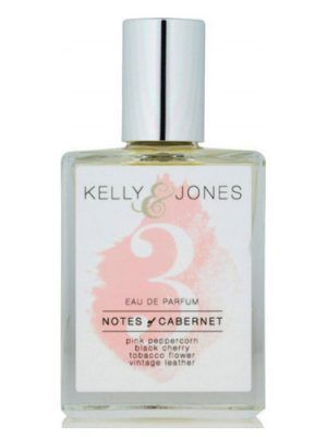 No. 3 Notes of Cabernet Kelly & Jones para Hombres y Mujeres
