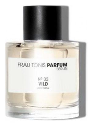 No. 33 Vild Frau Tonis Parfum para Hombres y Mujeres