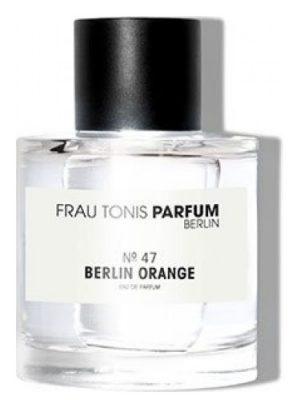 No. 47 Berlin Orange Frau Tonis Parfum para Hombres y Mujeres