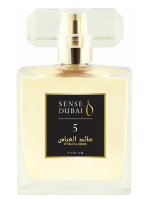 No. 5 Sense Dubai para Hombres y Mujeres