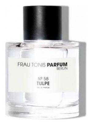 No. 58 Tulpe Frau Tonis Parfum para Mujeres