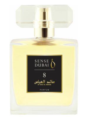 No. 8 Sense Dubai para Hombres y Mujeres