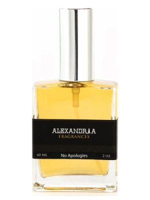 No Apologies Alexandria Fragrances para Hombres y Mujeres