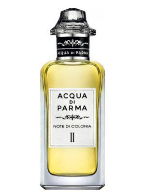 Note di Colonia II Acqua di Parma para Hombres y Mujeres