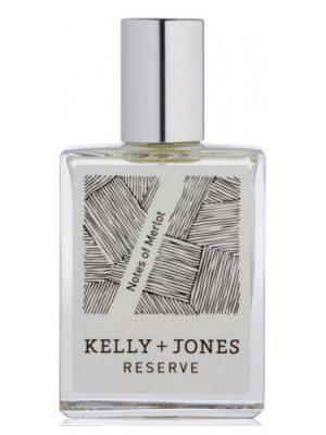 Notes of Merlot Reserve Kelly & Jones para Hombres y Mujeres