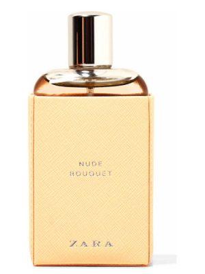 Nude Bouquet Zara para Mujeres