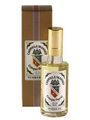 Number Six Caswell Massey para Hombres