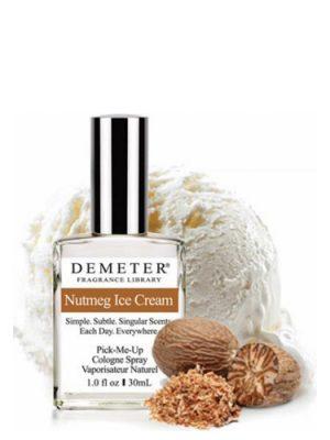 Nutmeg Ice Cream Demeter Fragrance para Hombres y Mujeres