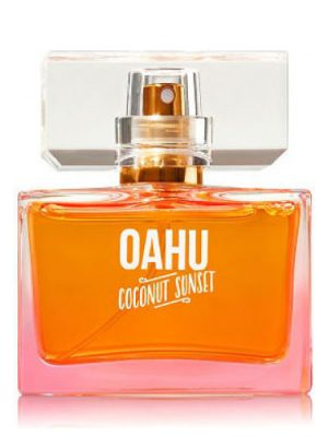 Oahu Coconut Sunset Bath and Body Works para Mujeres
