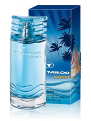 Ocean for Men Tom Tailor para Hombres