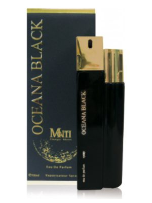 Oceana Black Giorgio Monti para Mujeres