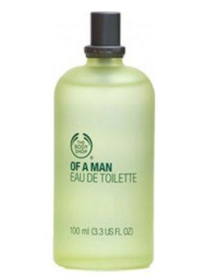 Of a Man The Body Shop para Hombres