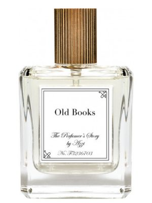 Old Books The Perfumer's Story by Azzi para Hombres y Mujeres