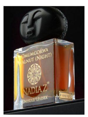 Omumgorwa Walnut Night Nadia Z para Hombres y Mujeres