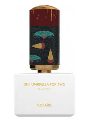 One Umbrella for Two Floraïku para Hombres y Mujeres