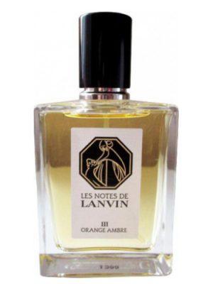 Orange Ambre Lanvin para Hombres y Mujeres