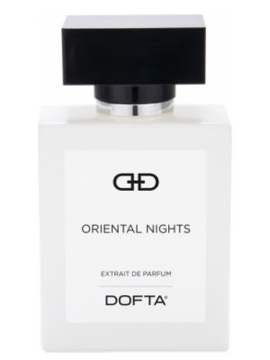 Oriental Nights Extrait de Parfum Dofta para Hombres y Mujeres