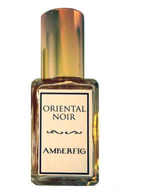 Oriental Noir Amberfig para Hombres y Mujeres