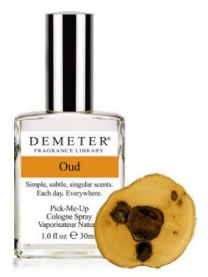 Oud Demeter Fragrance para Hombres y Mujeres