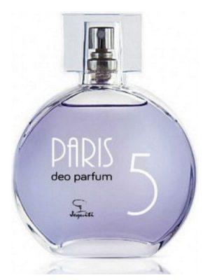 Paris 5 Jequiti para Mujeres