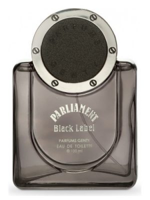 Parliament Black Label Parfums Genty para Hombres