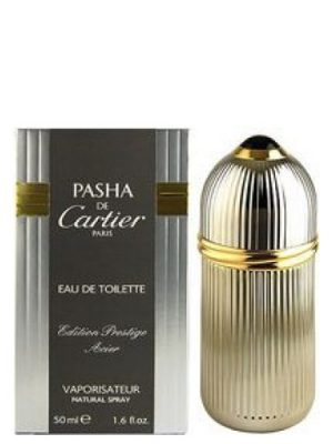 Pasha de Cartier Edition Prestige Acier Cartier para Hombres