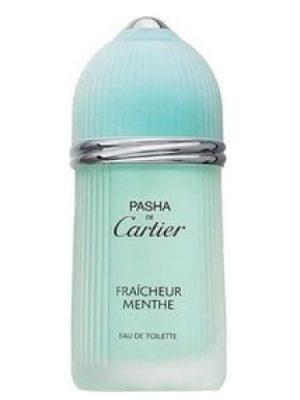 Pasha de Cartier Fraicheur Menthe Cartier para Hombres