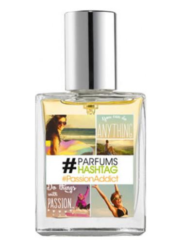 #PassionAddict #Parfum Hashtag para Mujeres