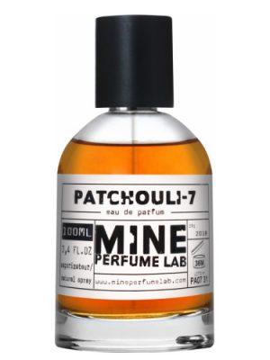 Patchouli-7 Mine Perfume Lab para Hombres y Mujeres