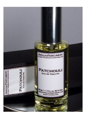 Patchouli Anglia Perfumery para Hombres