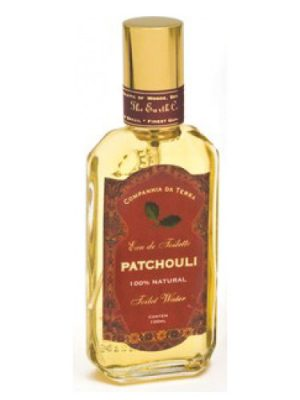 Patchouli Companhia da Terra para Hombres y Mujeres