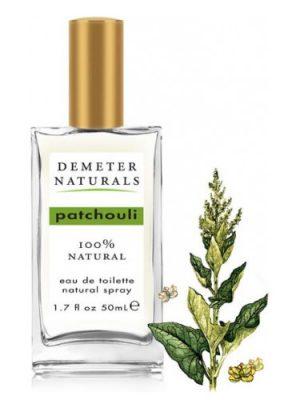 Patchouli Eau de Toilette Demeter Fragrance para Hombres y Mujeres