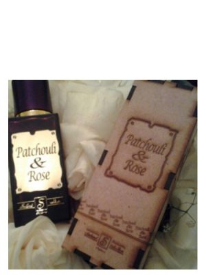 Patchouli & Rose Suhad Perfumes para Mujeres