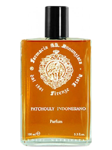 Patchouly Indonesiano Farmacia SS. Annunziata para Hombres y Mujeres