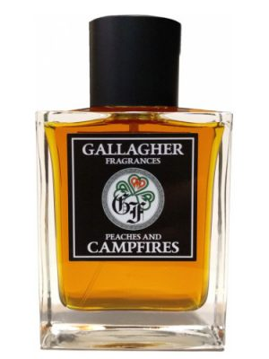 Peaches And Campfires Gallagher Fragrances para Hombres y Mujeres